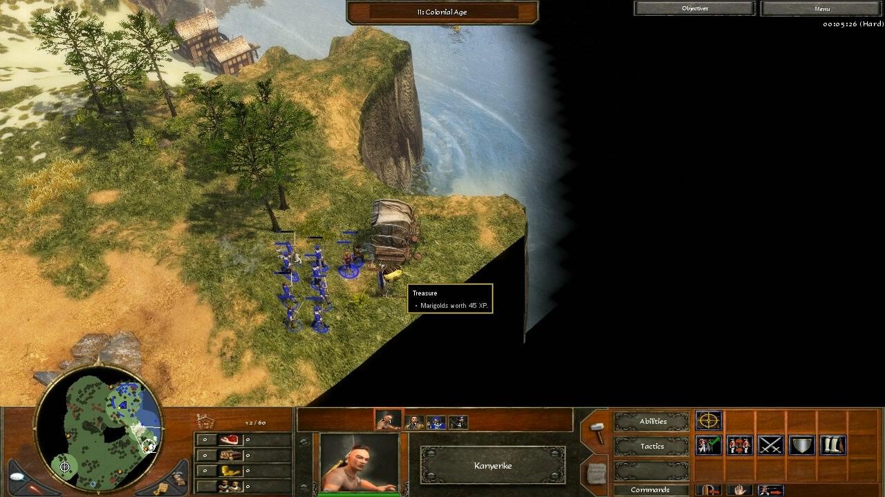 """Age of Empires 3"" - Act II Ice - Mission 2: Strange Alliances (3 of 11)"