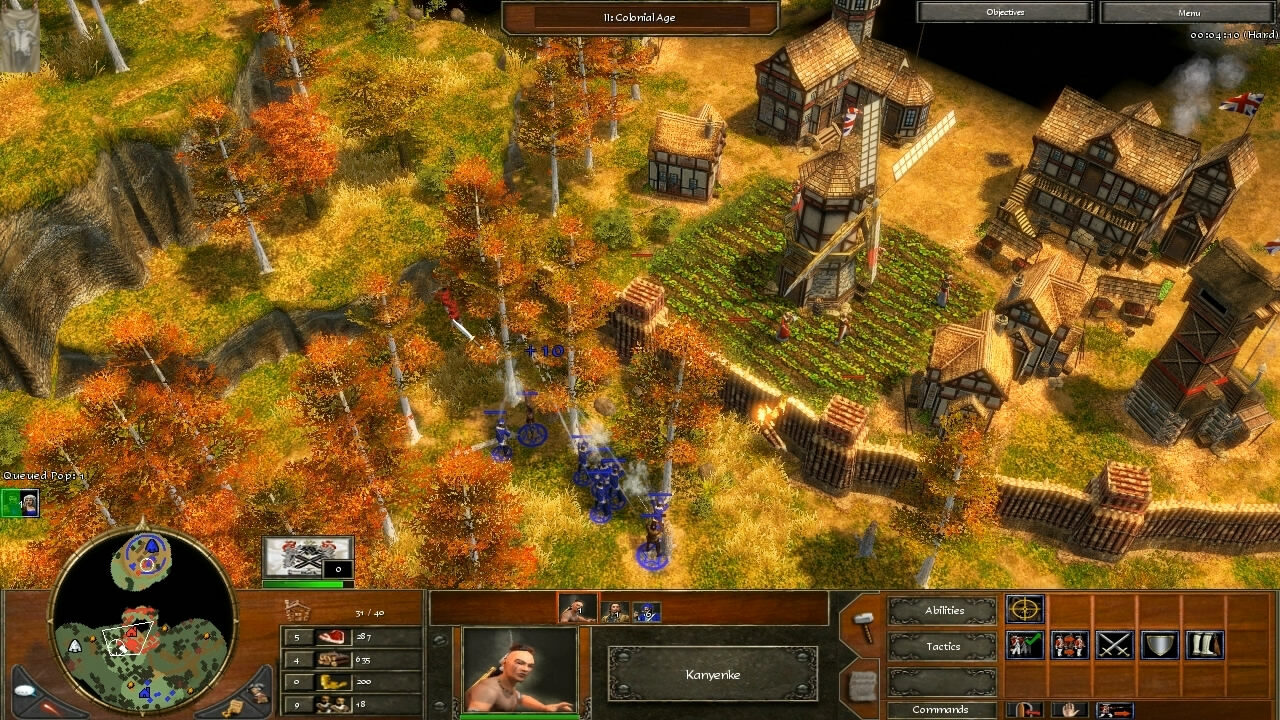"""Age of Empires 3"" - Act II Ice - Mission 3: The Rescue (5 of 8)"