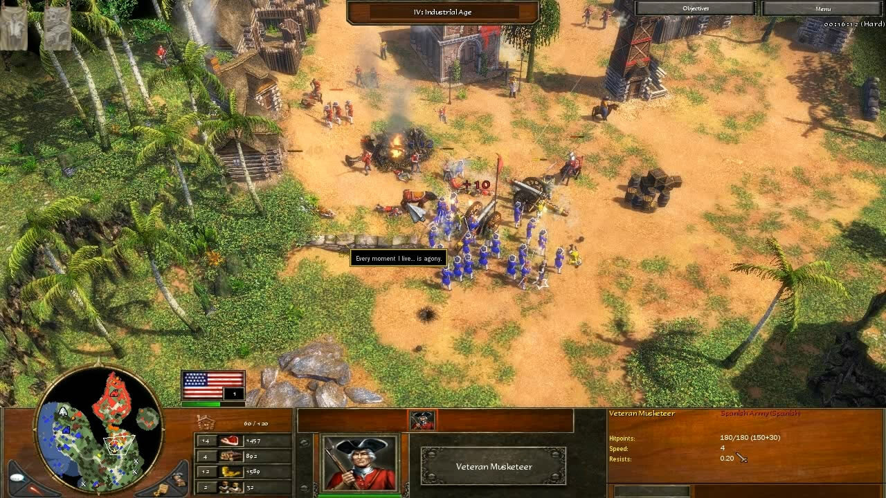"""Age of Empires 3"" - Act III Steel - Mission 5: Bolivar's Revolt (5 of 8)"