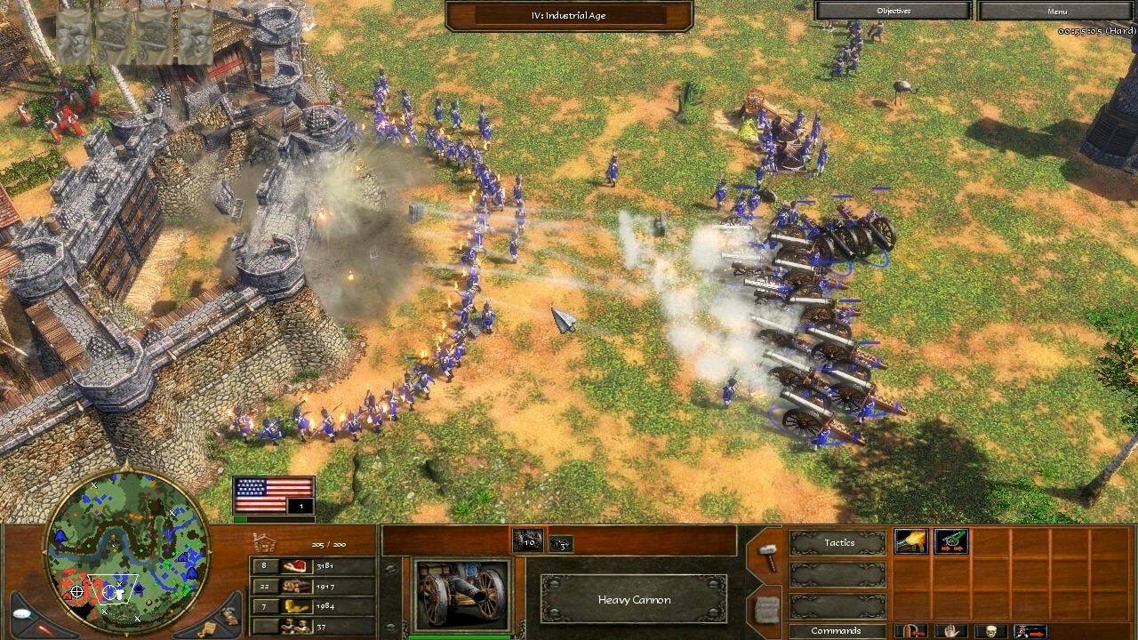 """""""Age of Empires 3"""" - Act III Steel - Mission 7: Last City of the Inca (11 of 12)"""