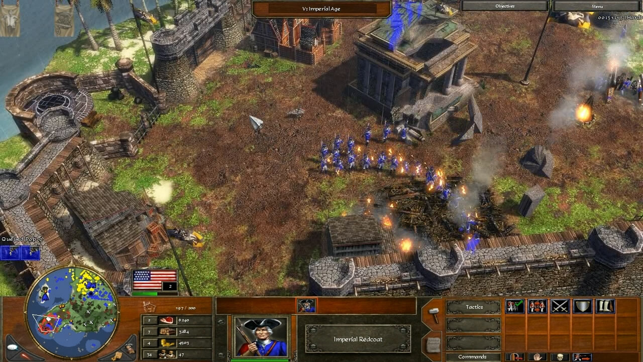 """Age of Empires 3"" - Act III Steel - Mission 8: Last Stand of the Boneguard (9 of 9)"