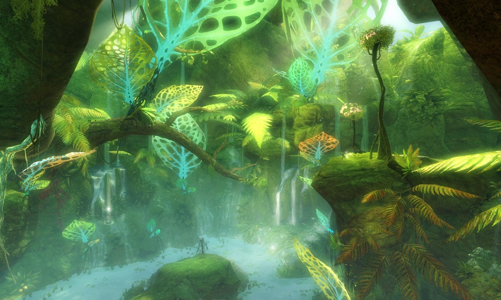Guild Wars 2 - Vistas in Caledon Forest - 01 Ogham Wilds