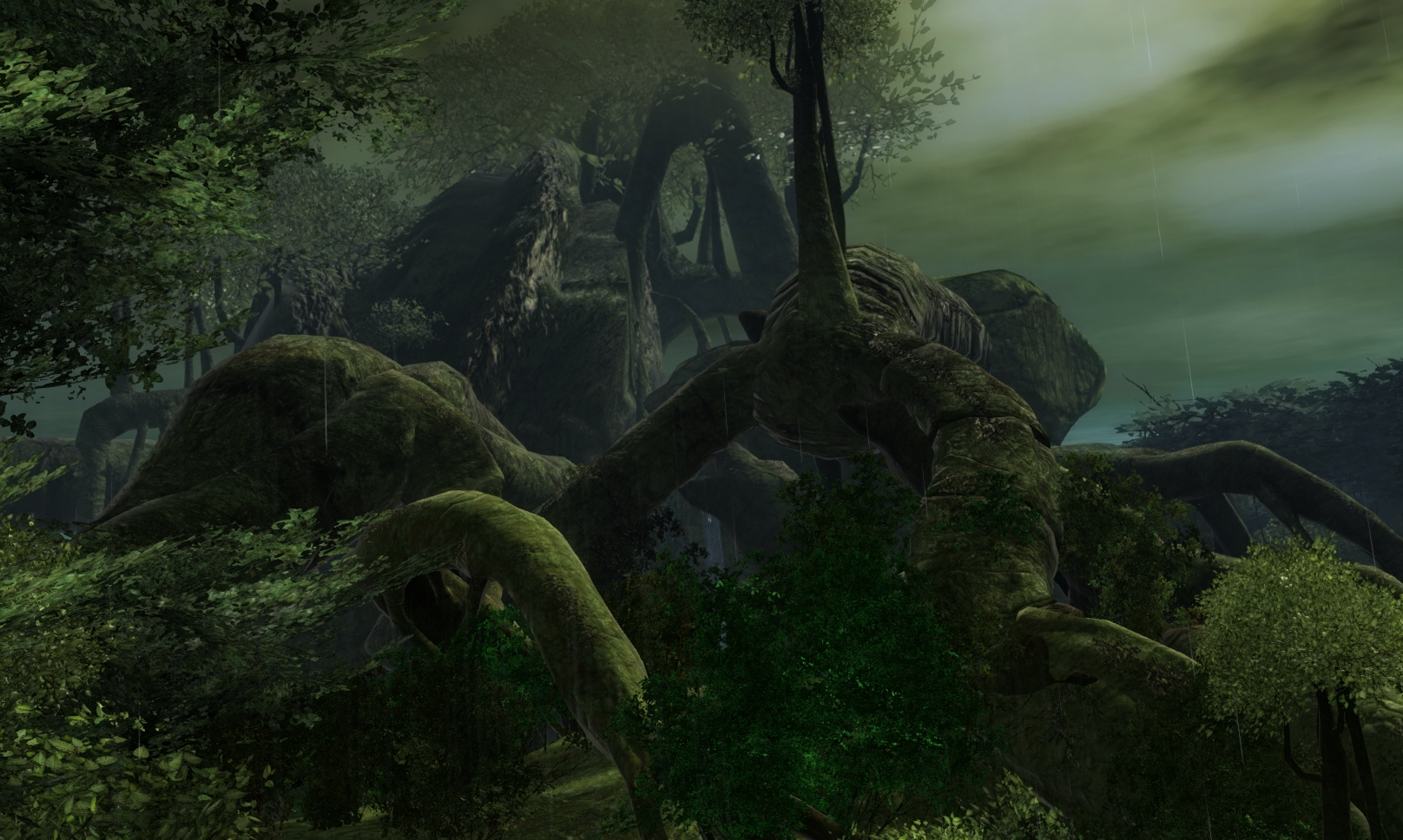 Guild Wars 2 - Vistas in Caledon Forest - 05 Sleive's Inlet