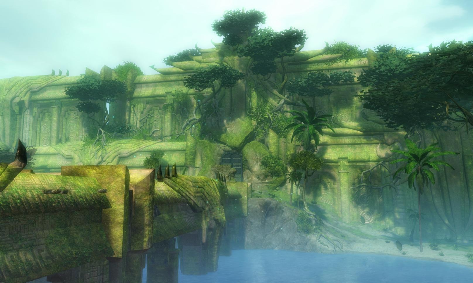 Guild Wars 2 - Vistas in Caledon Forest - 08 Ventry Bay
