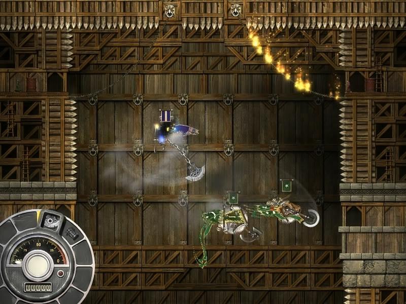 Hammerfight - Melkah Fortress: Assault
