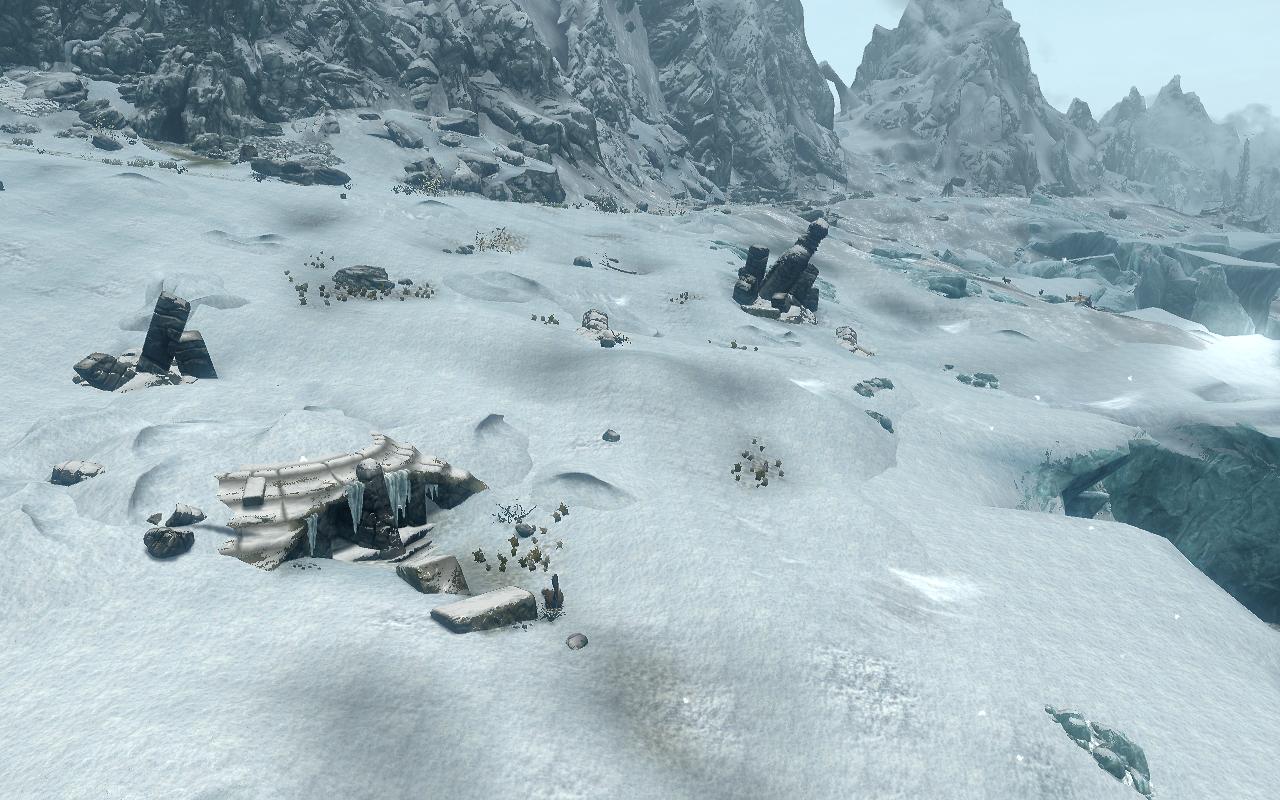 "Journeyman's Nook ""The Elder Scrolls V: Skyrim"" Primary Location"
