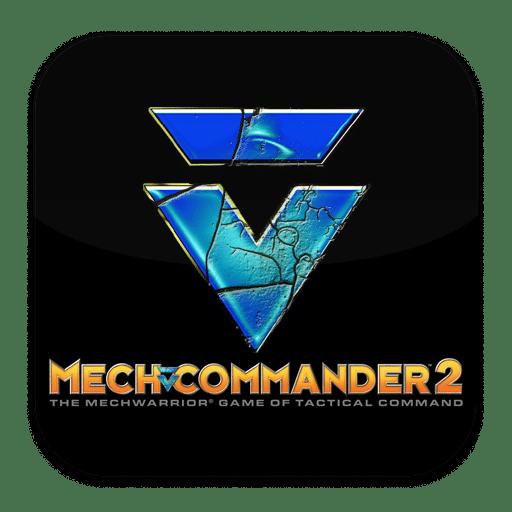 MechCommander 2 - Square Logo