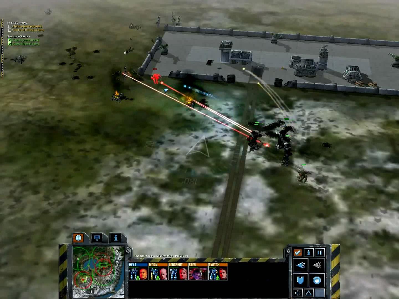 MechCommander 2 - Steiner Campaign - Mission 6A - Defensive Counter: Base Aries