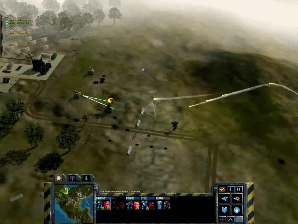 MechCommander 2 - Steiner Campaign - Mission 6B - Sector Occupation: Garrison