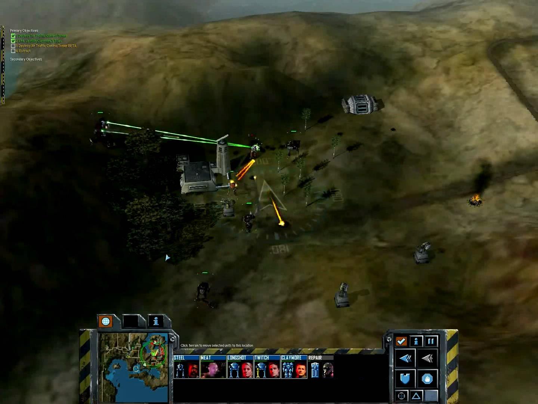 MechCommander 2 - Steiner Campaign - Mission 6C - Combat Rescue: Claymore