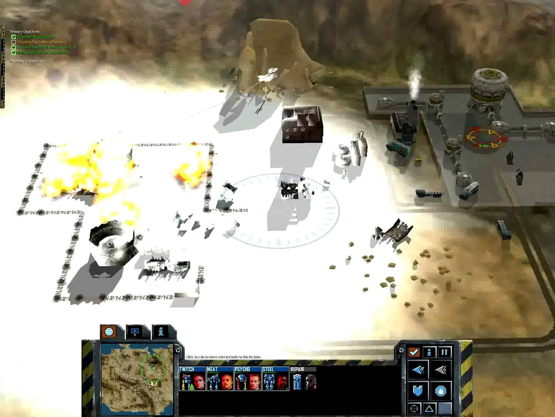 MechCommander 2 - Steiner Campaign - Mission 7 - Breach: Bandit Headquarters
