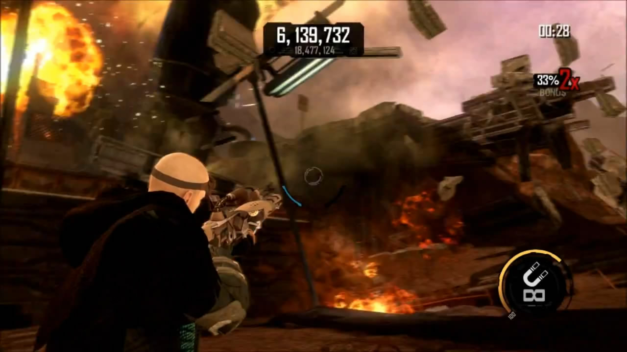 Red Faction: Armageddon - Ruin Mode Guide - 01 Junction