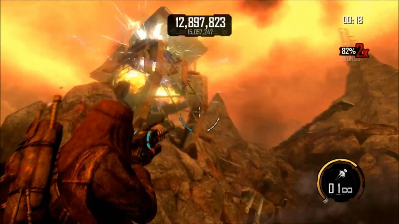 Red Faction: Armageddon - Ruin Mode Guide - 02 Desolation