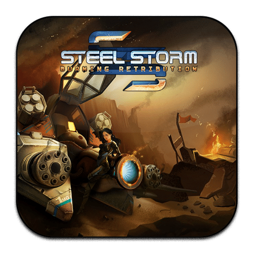 Steel Storm Icon