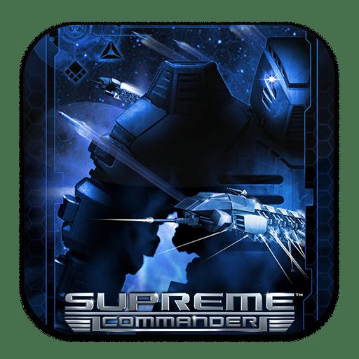 Supreme Commander Icon