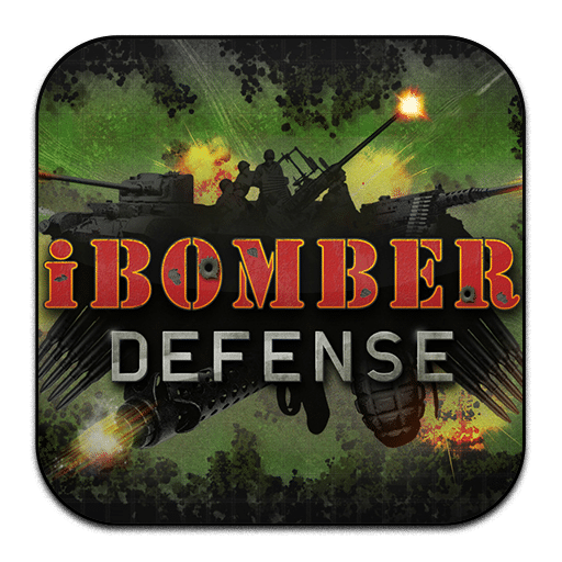 iBomber Defense Icon