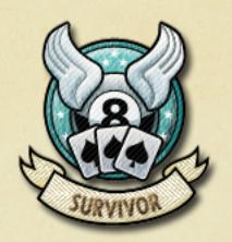 iBomber Defense Pacific - Survivor Medal